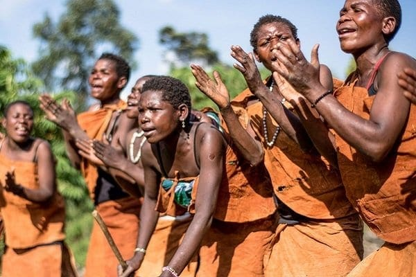 Batwa Community at Bwindi